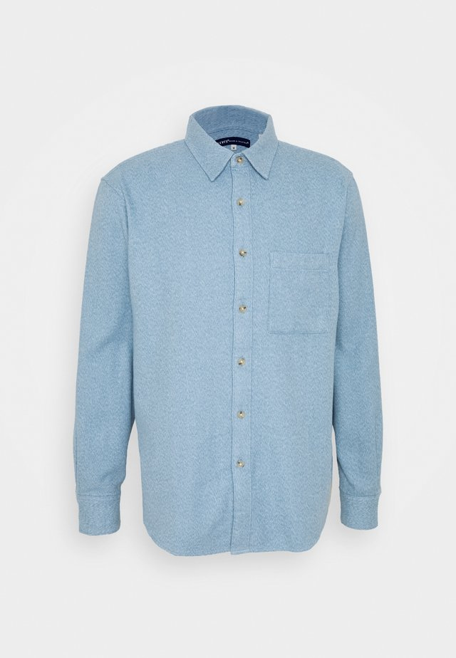 LMC NEW STANDARD SHIRT - Skjorte - light-blue denim