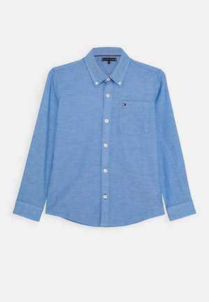 ESSENTIAL SOLID OXFORD - Shirt - blue