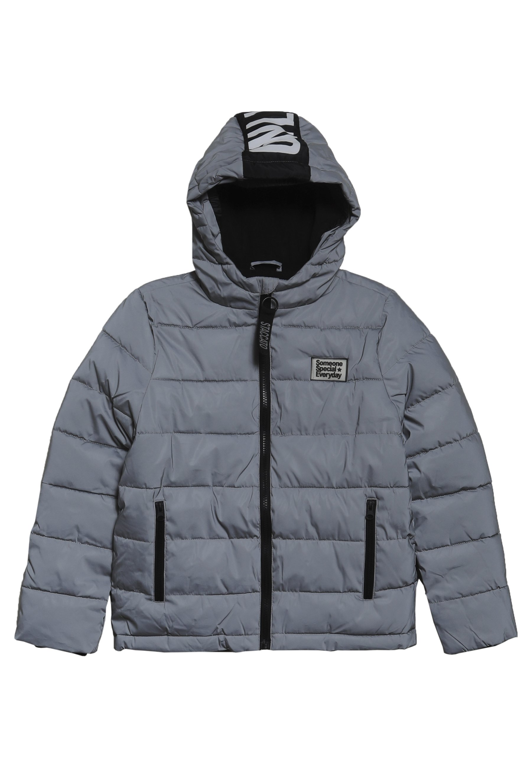 Staccato REFLECTIVE TEENAGER Winterjacke silver