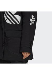 adidas Originals - Short coat - black - 5