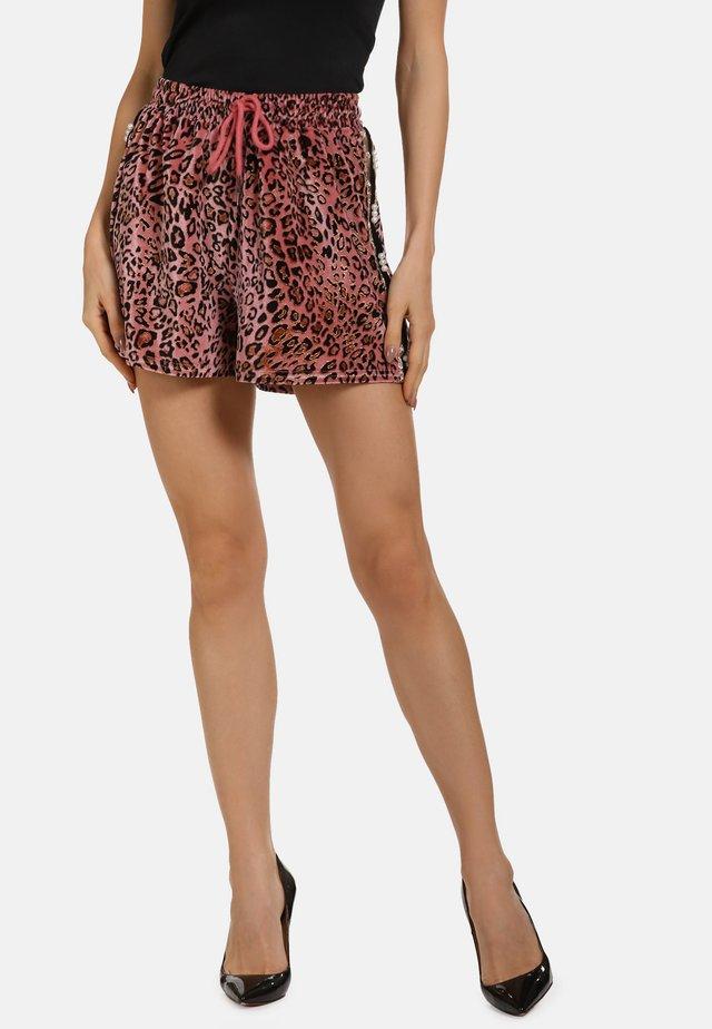 Shorts - rosa leo
