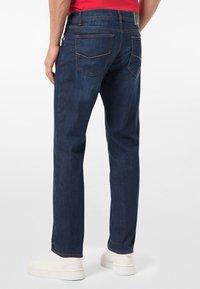 Pierre Cardin - Straight leg jeans - dark blue used - 2