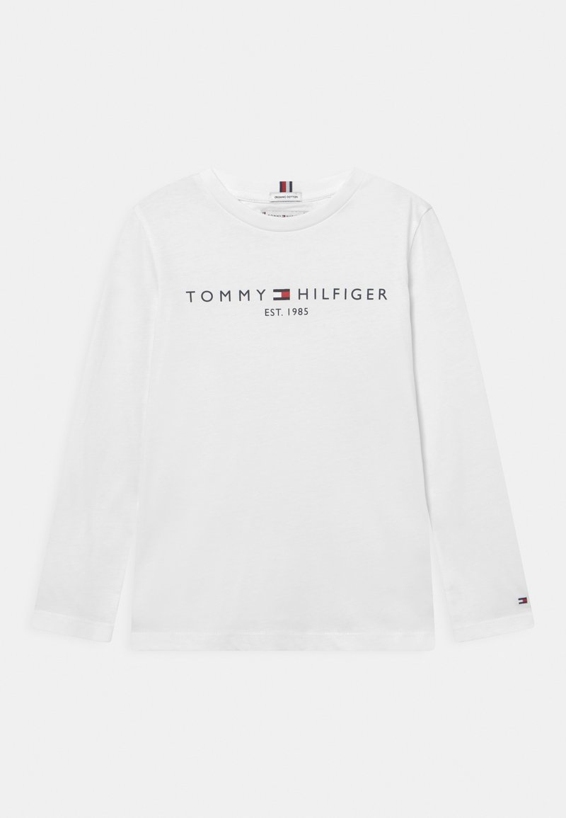 Tommy Hilfiger - ESSENTIAL TEE UNISEX - Long sleeved top - white