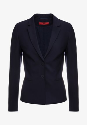THE SHORT JACKET - Blazer - navy
