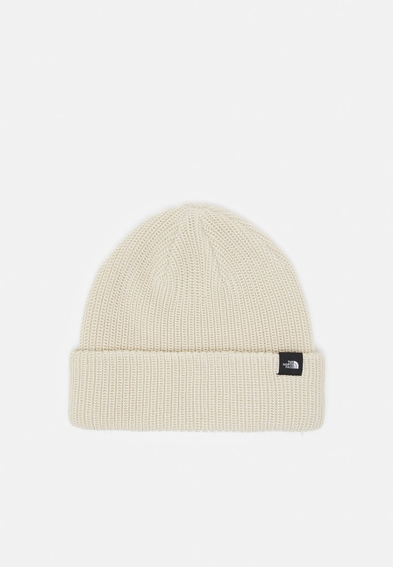 The North Face - FISHERMAN BEANIE UNISEX - Pipo - vintage white