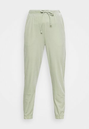 PCGIGI PANTS - Spodnie treningowe - desert sage