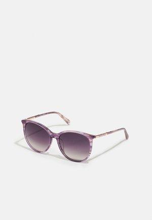 Aurinkolasit - shiny violet/smoke