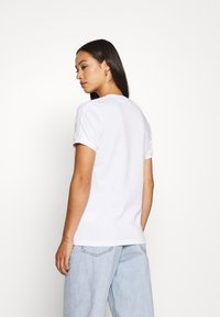 adidas Originals - T-shirts med print - white - 2