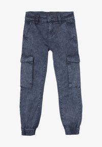 s.Oliver - Pantalones cargo - dark blue - 3