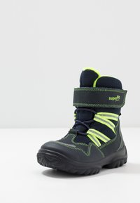 Superfit - SNOWCAT - Winter boots - blau/gelb - 2