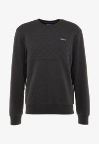 Patagonia - QUILT CREWNECK  - Sweatshirt - forge grey - 4