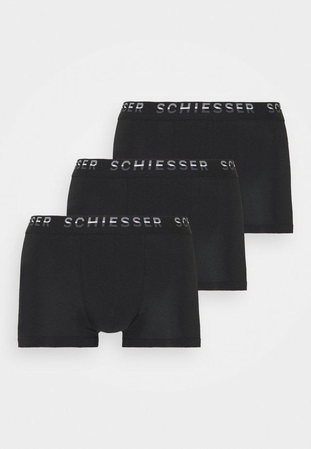 PIMA HIP 3 PACK  - Onderbroeken - schwarz