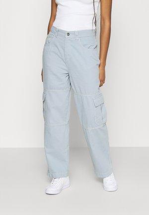 CARPENTERPANT - Kalhoty - blue