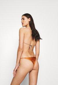 JANTHEE - ALDINA BOTTOM - Bikini bottoms - trophy - 2