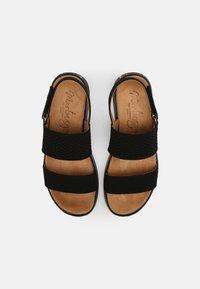 Mustang - Sandals - schwarz - 4