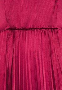 Chi Chi London - KELLI DRESS - Suknia balowa - burgundy - 5
