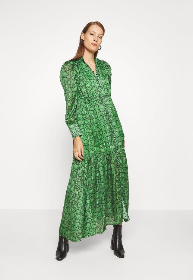 MILEY DRESS - Robe longue - green