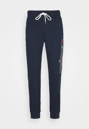CUFF PANTS - Pantalon de survêtement - dark blue