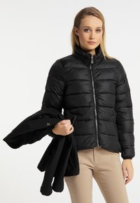 DreiMaster - Winter jacket - schwarz - 3