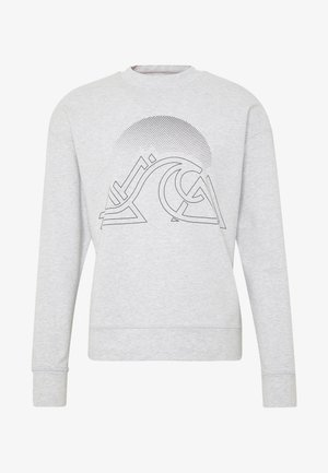 EUGEN - Sweatshirt - mottley grey