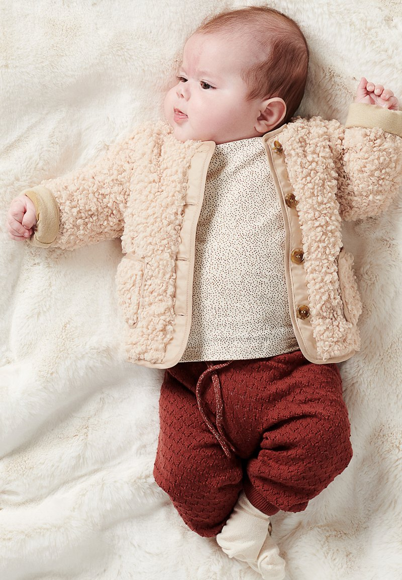 Noppies - Winter jacket - sand