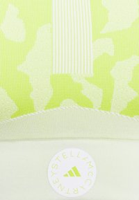 adidas by Stella McCartney - BRA - Light support sports bra - yellow/white - 2
