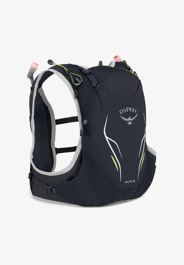 DURO  - Hydration rucksack - alpine black