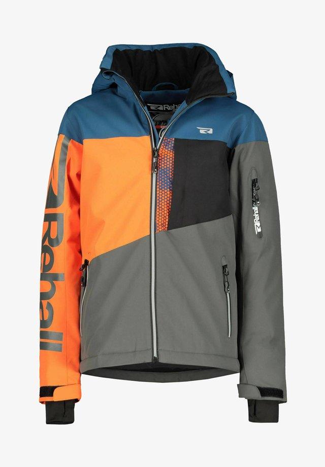 Ski jacket - petrol
