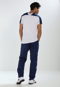 Diadora - TEAM - Camiseta estampada - saltire navy - 2
