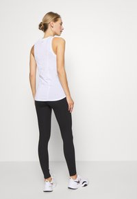 Cotton On Body - MATERNITY CORE OVER BELLY - Medias - black - 2