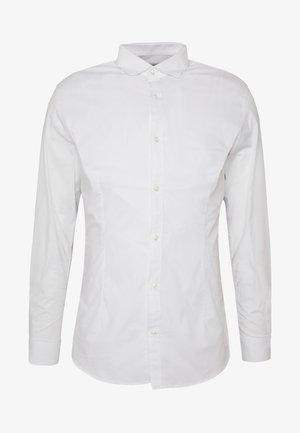 JPRBLASUPER STRETCH - Camisa elegante - white/super slim