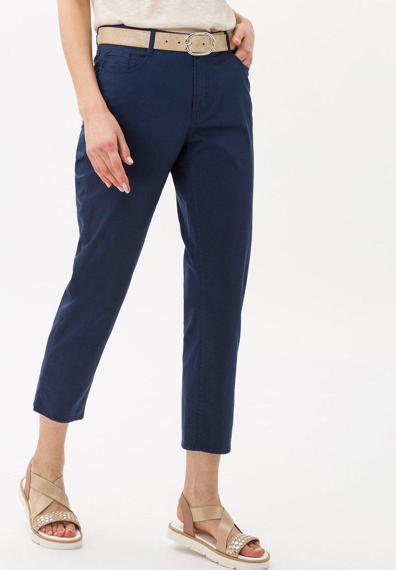 BRAX - STYLE MARY S - Slim fit jeans - indigo