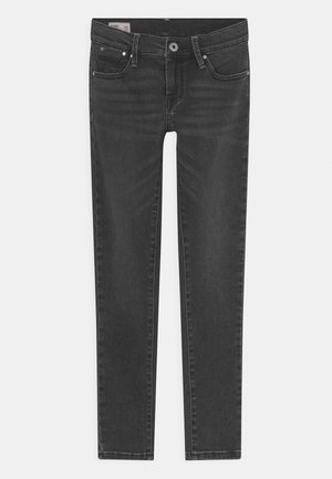 PIXLETTE - Jeans Skinny Fit - black denim