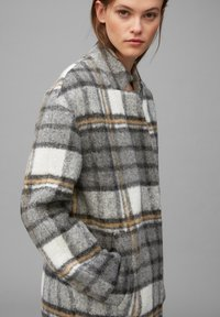 Marc O'Polo DENIM - Classic coat - multi/black - 4