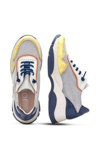 Hispanitas - ANDES  - Sneakers laag - beige,/yellow/dark blue - 6