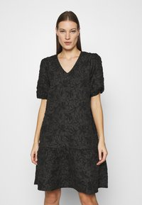 Saint Tropez - CHRISHELL DRESS - Cocktail dress / Party dress - black - 0