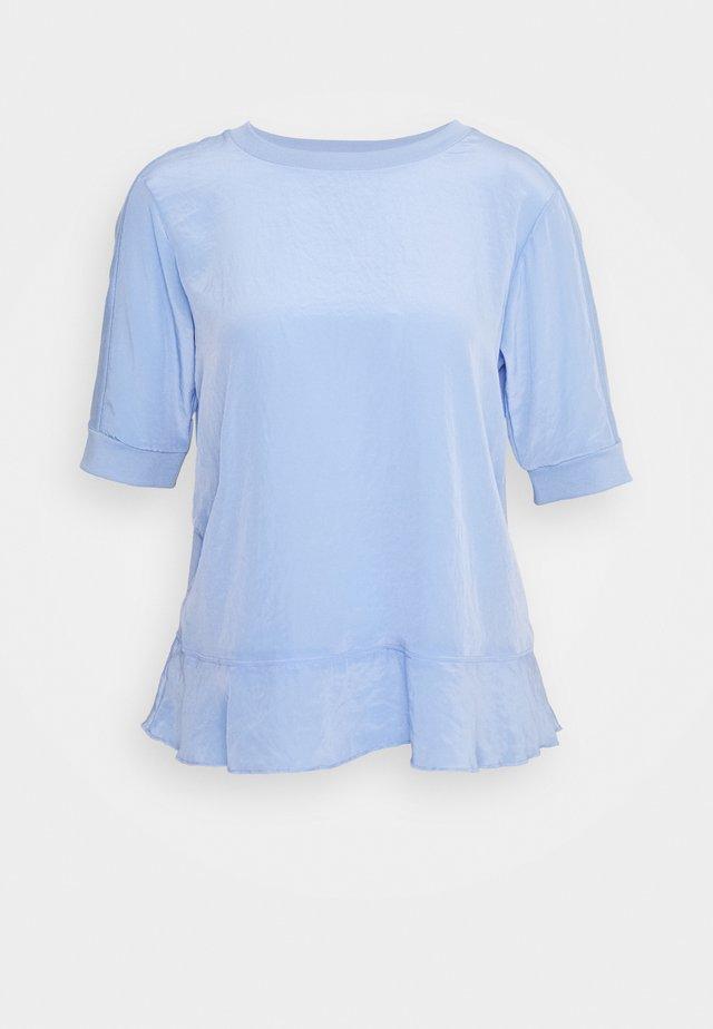 T-shirt imprimé - gouache