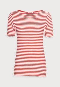 Marc O'Polo - Print T-shirt - burnt orange - 3