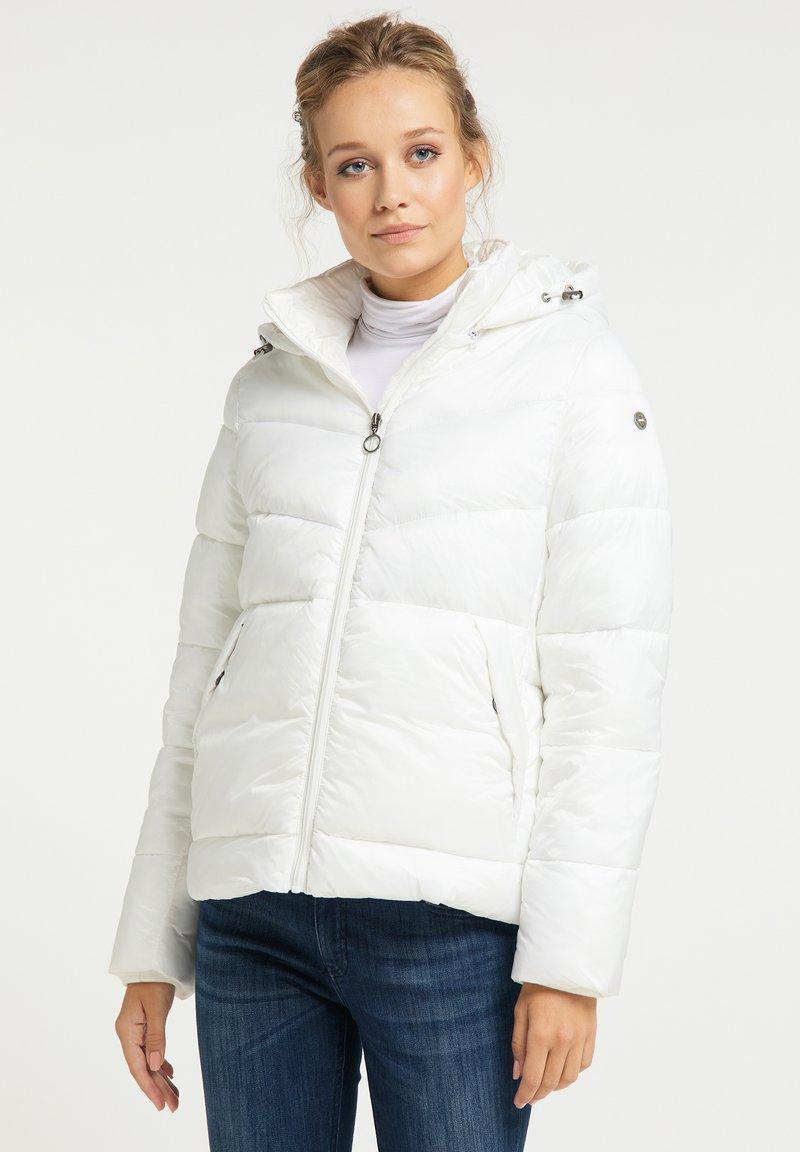 DreiMaster - Winter jacket - wollweiss