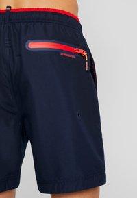 Superdry - WATER POLO SWIM - Shorts da mare - rich navy - 1