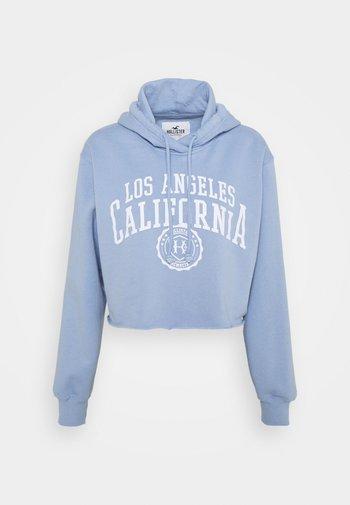 TREND COLLEGIATE - Sweatshirt - perriwinkle