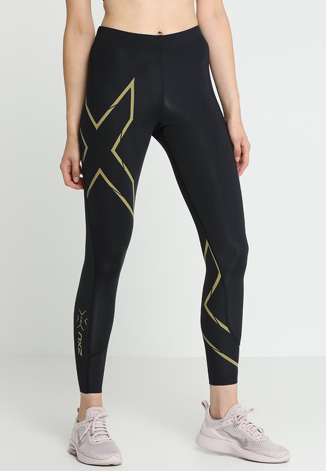 MCS RUN COMPRESSION - Leggings - black