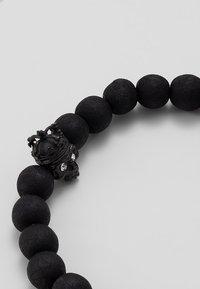 Tateossian - KING SKULL - Bracelet - black - 3