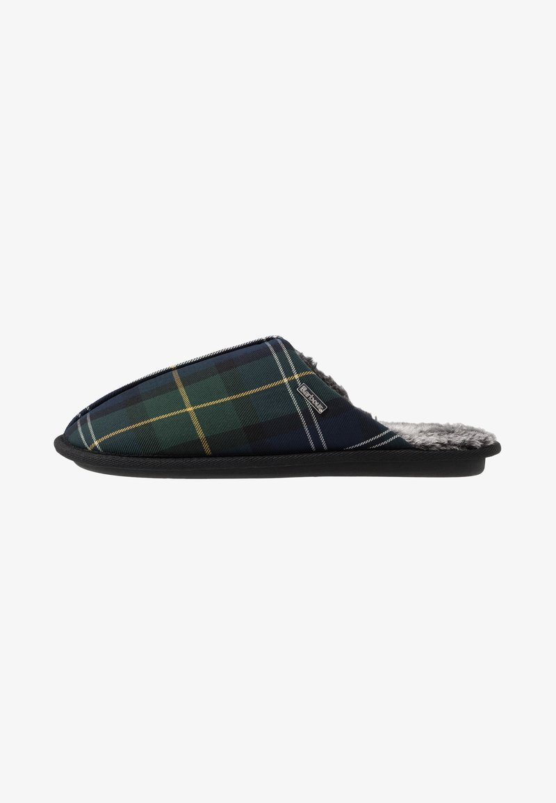 Barbour - YOUNG - Slippers - seaweed