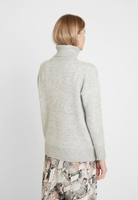 Wallis - CHEVRON FLUFF  - Jumper - grey - 2