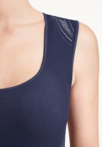 Wolford - Jumpsuit - navy/white - 2