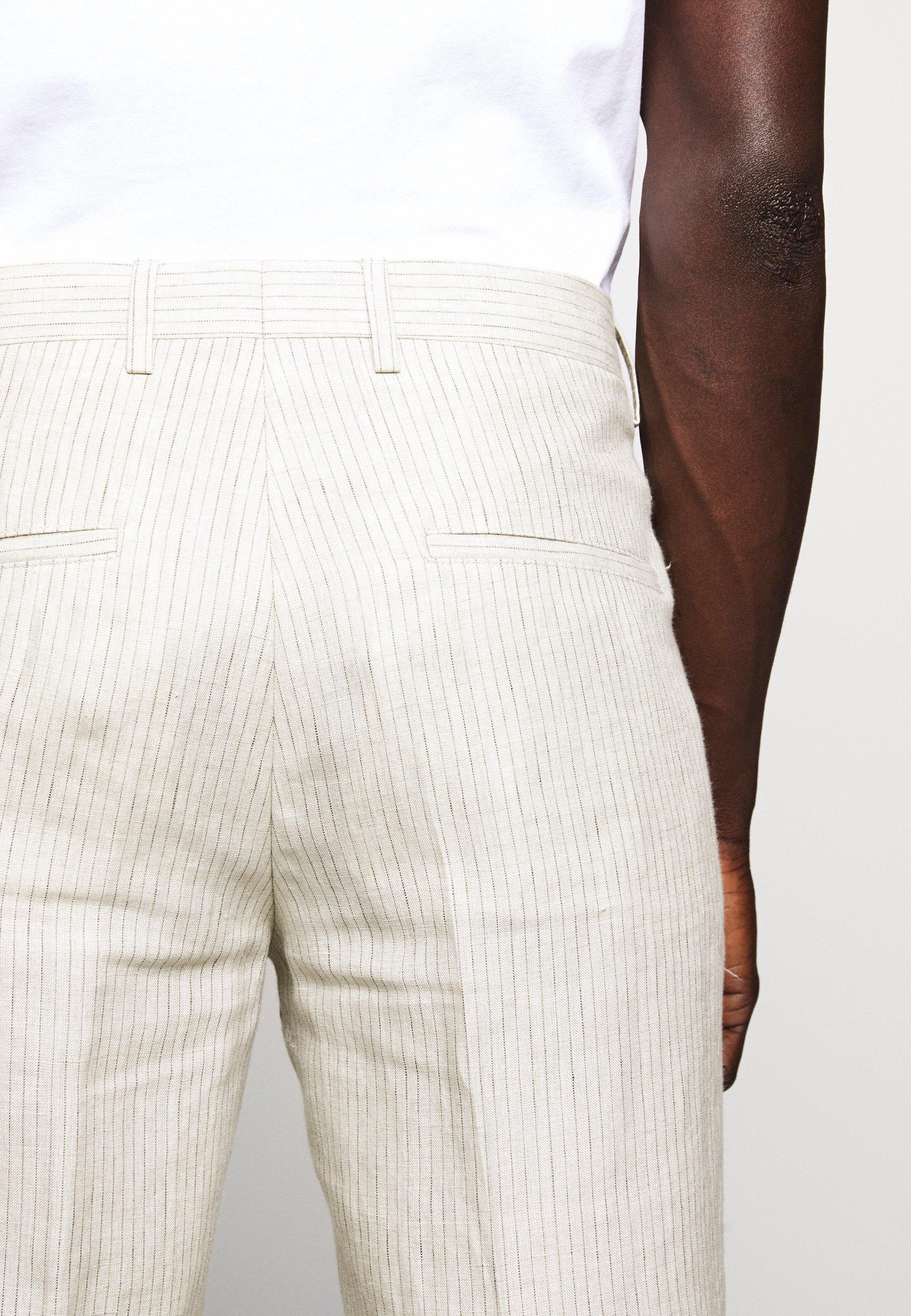 Sand Copenhagen CRAIG NORMAL - Pantalon classique - beige
