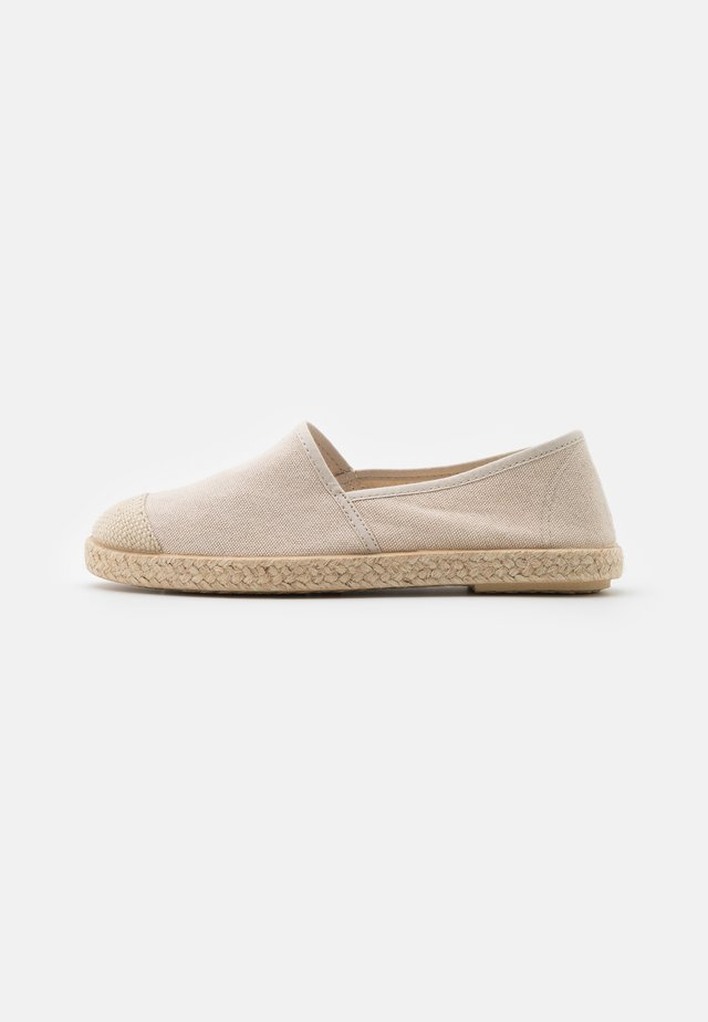 EVITA - Espadrilles - nature washed