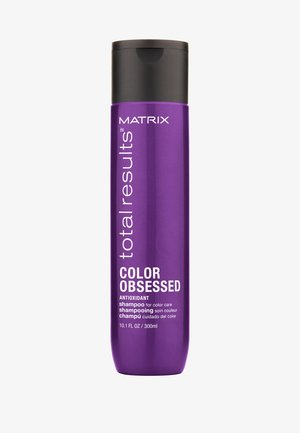 TOTAL RESULTS COLOR OBSESSED SHAMPOO - Shampoing - -