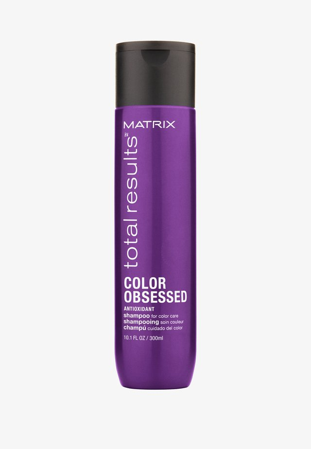 TOTAL RESULTS COLOR OBSESSED SHAMPOO - Schampo - -